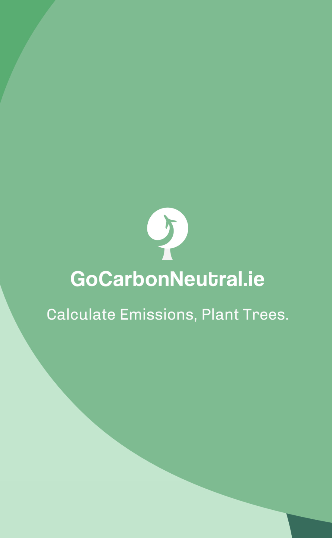 The GoCarbonNeutral.ie app has launched